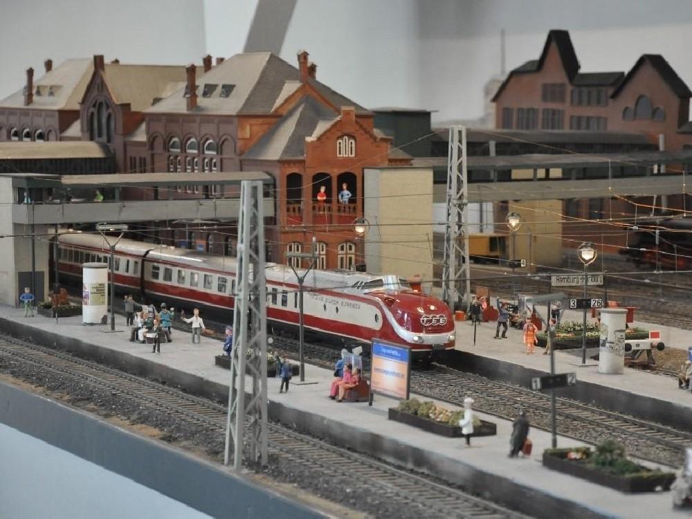 Harburg Modelleisenbahn Hamburg E V